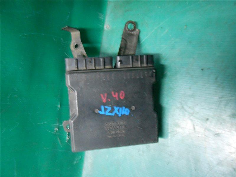 Блок управления форсунками Toyota Verossa JZX110 1JZ-FSE-D4 2001