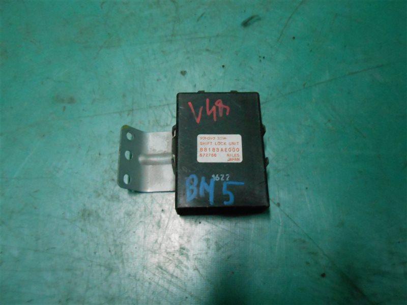 Блок управления замками Subaru Legasy BH5 EJ206 2002