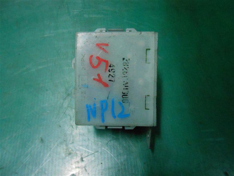 Блок управления дверьми Nissan Primera TP12 QR20(DE) 2002