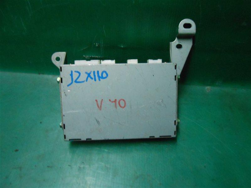 Tv tuner Toyota Verossa JZX110 1JZ-FSE-D4 2001