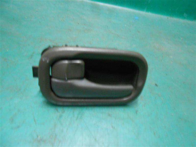 Ручка двери внутренняя Nissan Sunny B15 FB15 QG15 2002 задняя левая