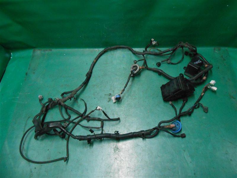 Коса под капот Toyota Rav4 SXA10 3S-FE 1996