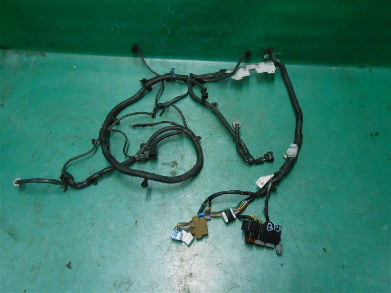 Коса под капот Subaru Outback BP9 EJ253 2005
