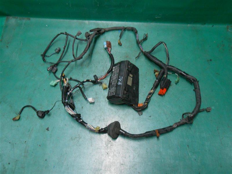 Коса под капот Honda Odissey RA6 F23A 2002