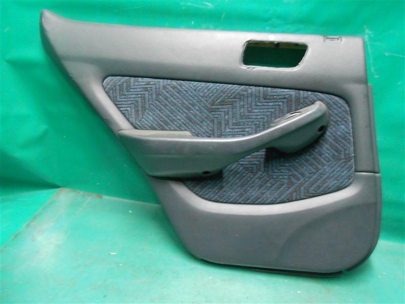 Обшивка двери Honda Accord CF4 F20B 1999 задняя левая