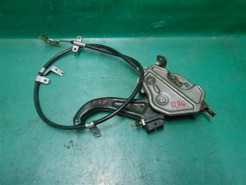 Педаль ручника Honda Odissey RA6 F23A 2002