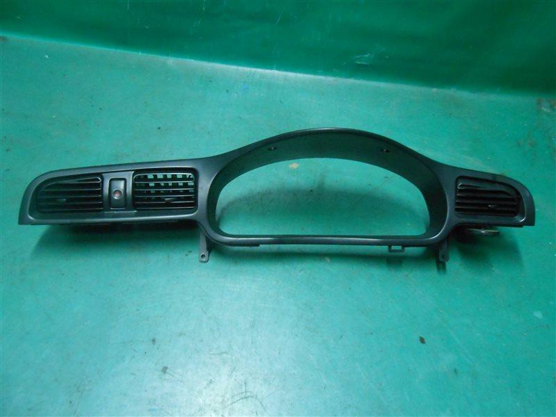 Консоль под щиток приборов Subaru Legasy BH5 EJ206 2002