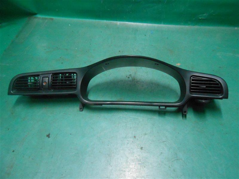 Консоль под щиток приборов Subaru Legasy B4 BE5 EJ206 2002