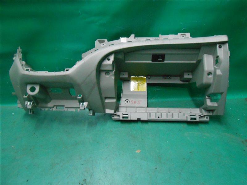 Пластик салона Subaru Forester SH5 EJ204 2008