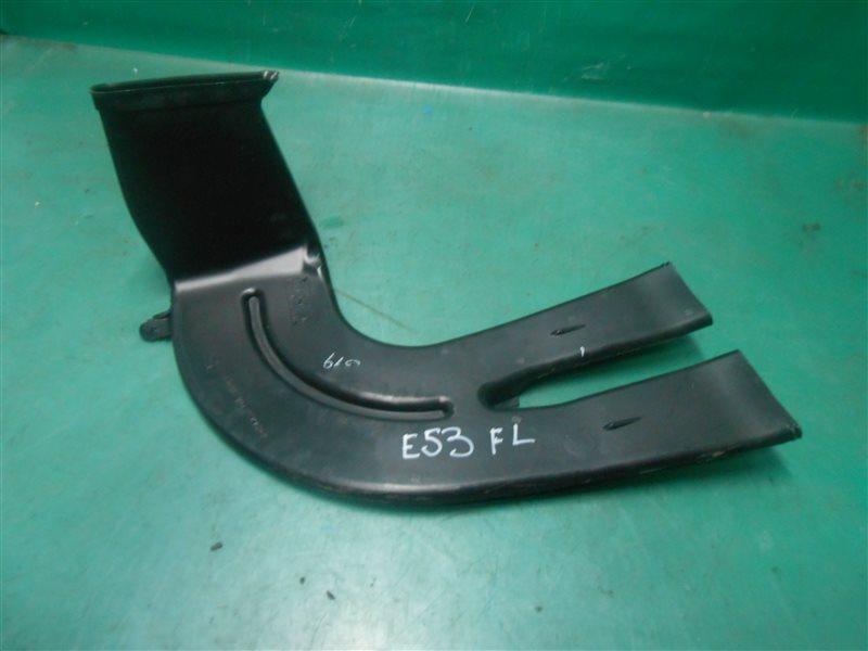 Воздуховод Bmw X5 E53 M54B30 2004