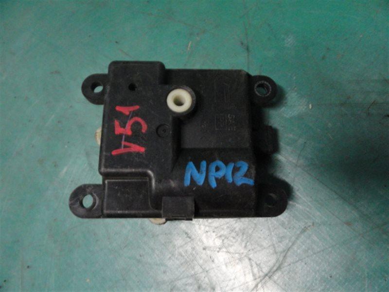 Сервопривод режима печки Nissan Primera TP12 QR20(DE) 2002