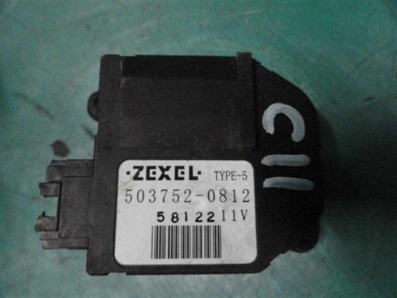 Сервопривод режима печки Nissan Tiida C11 HR15 2006