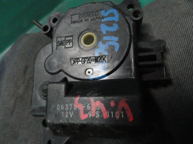 Сервопривод режима печки Toyota Caldina ST215 3S-GE BEAMS 1998