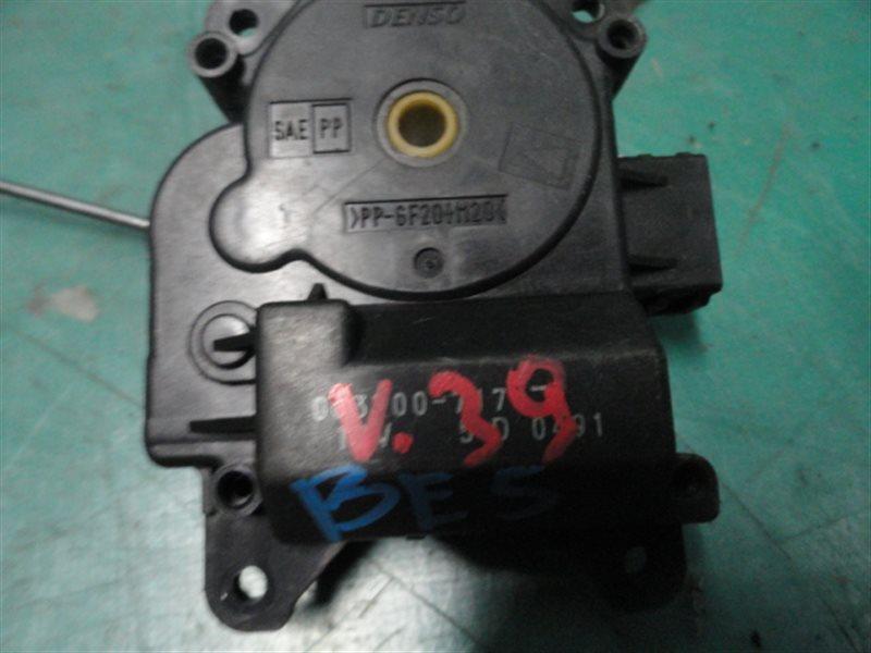 Сервопривод режима печки Subaru Legasy B4 BE5 EJ206 2002