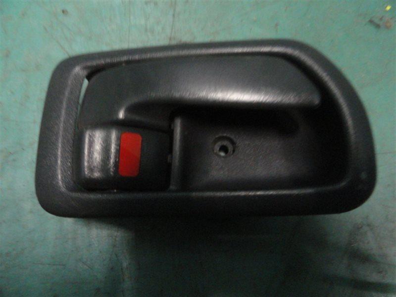 Ручка двери внутренняя Toyota Carina ST215 3S-FE 2000 задняя правая