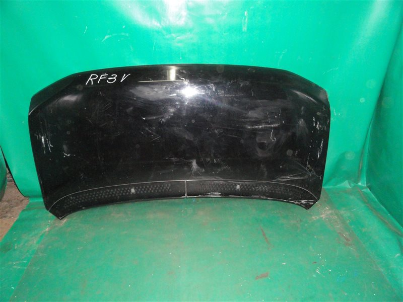 Капот Honda Stepwgn RF3 K20A 2002