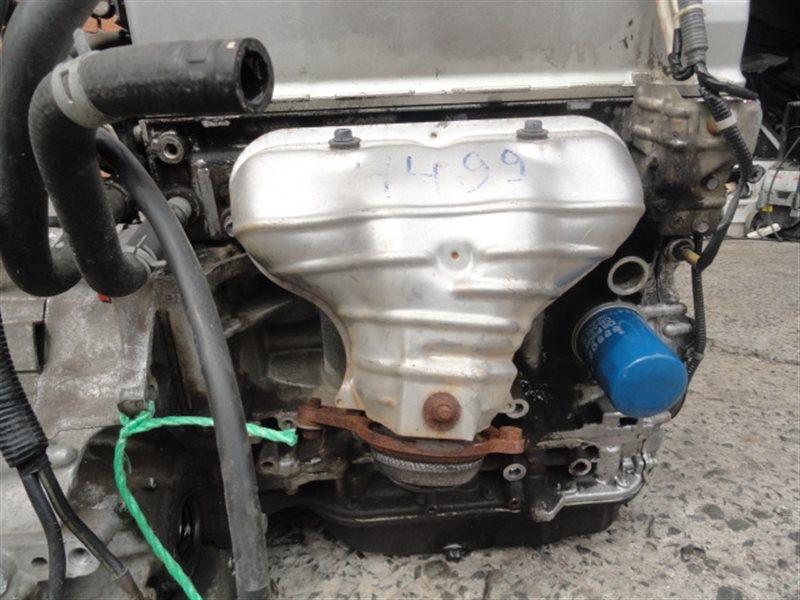 Коллектор выпускной Honda Stepwgn RF3 K20A 2002