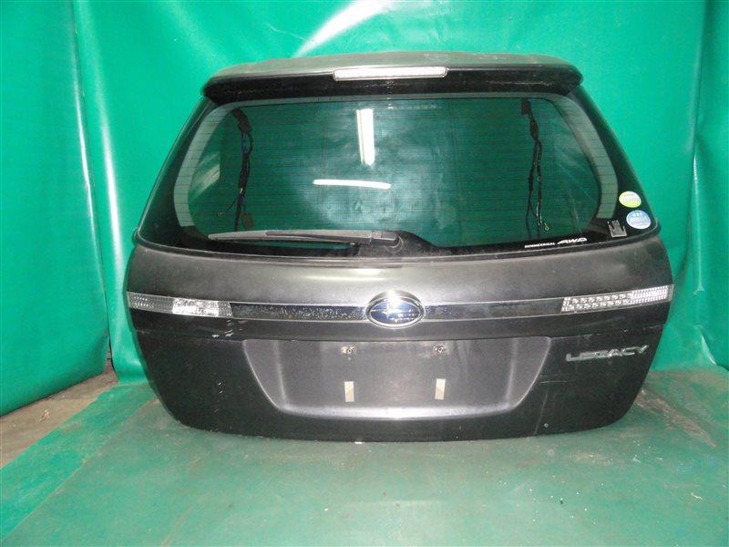 Дверь 5-я Subaru Legasy BP5 EJ20X 2003