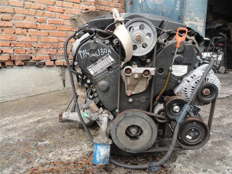 Двигатель Honda Avancier TA4 J30A 2001