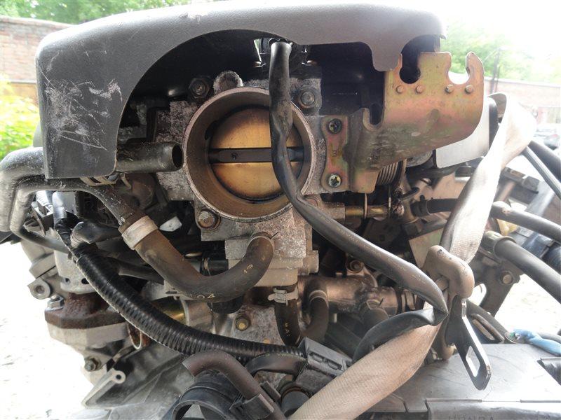 Дроссельная заслонка Honda Avancier TA4 J30A 2001