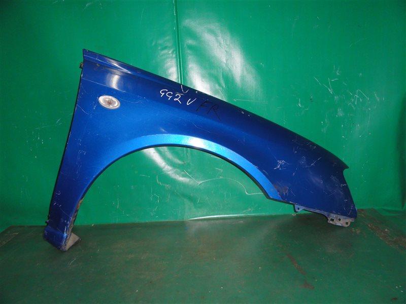Крыло Subaru Impreza GG2 EJ152 2005 переднее правое