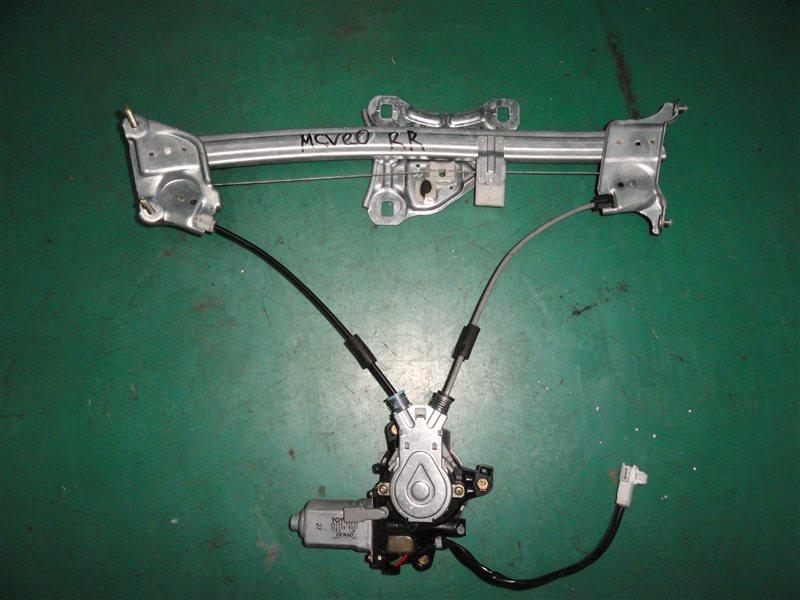 Стеклоподъемник Toyota Windom MCV20 1MZ-FE 2000 задний правый