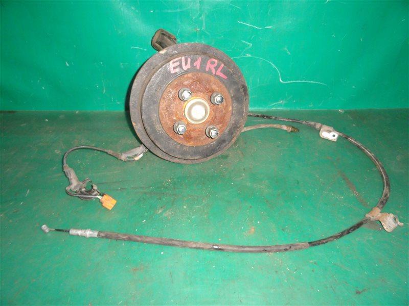 Тросик ручника Honda Civic EU1 D15B 2001 левый
