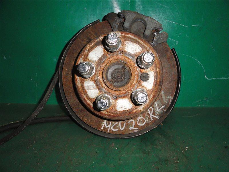 Тормозной диск Toyota Windom MCV20 1MZ-FE 2000 задний