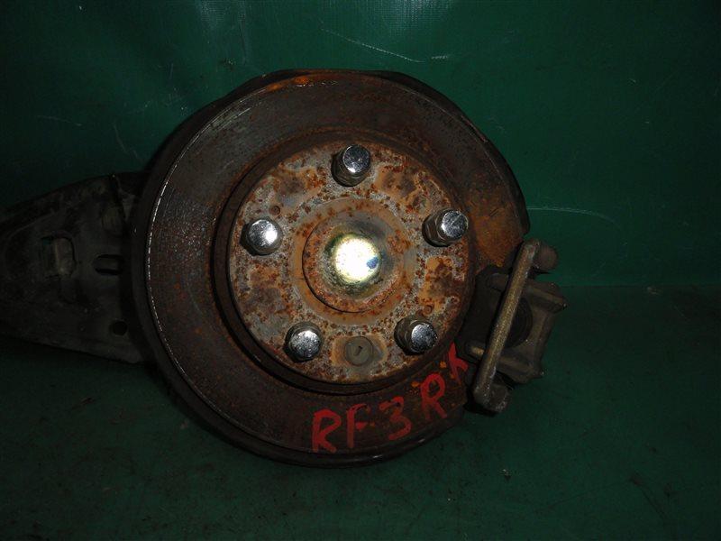 Тормозной диск Honda Stepwgn RF3 K20A 2002 задний