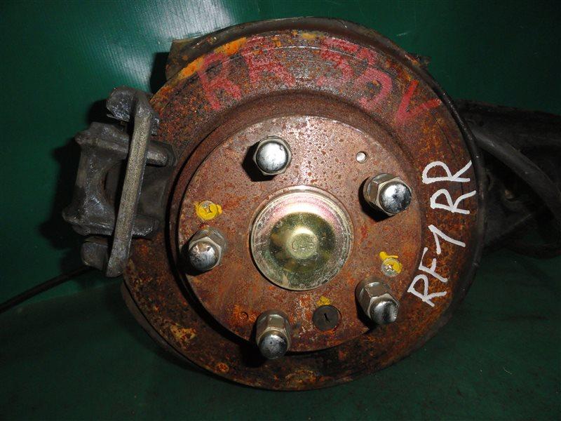 Тормозной диск Honda Stepwgn RF1 B20B 1998 задний