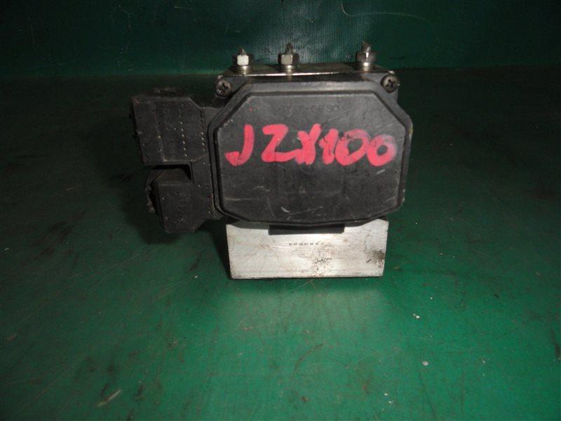 Блок abs Toyota Mark Ii JZX100 1JZ-GE 1998