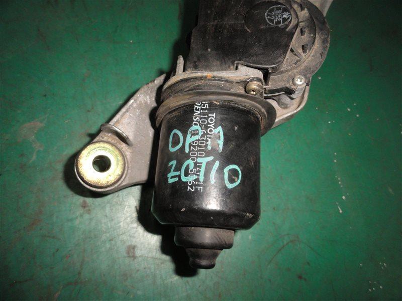 Мотор дворников Toyota Opa ZCT10
