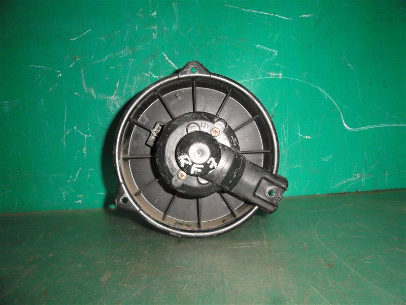 Мотор печки Honda Stepwgn RF3 K20A 2002 задний