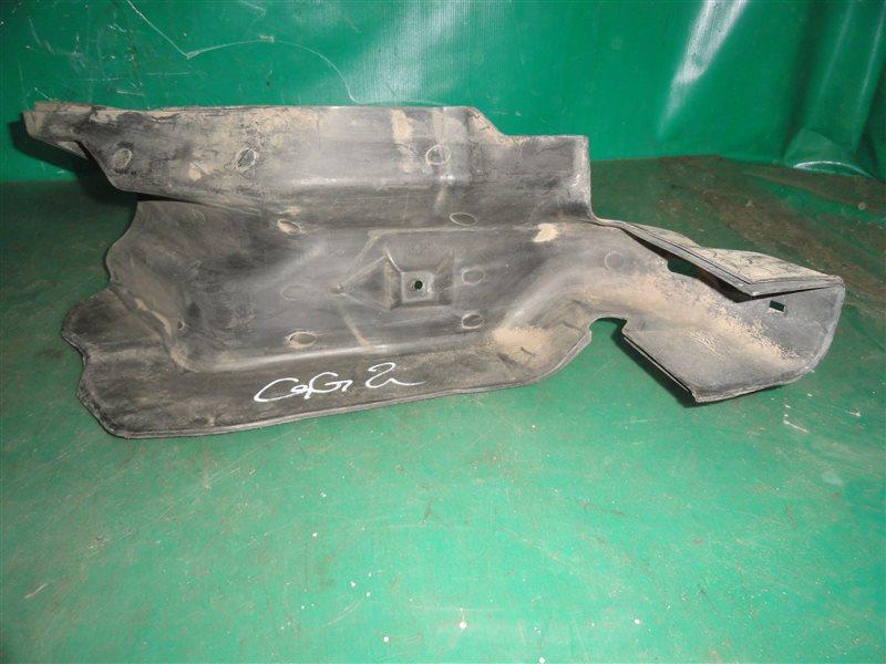 Защита горловины бензобака Subaru Impreza GG2 EJ152 2005