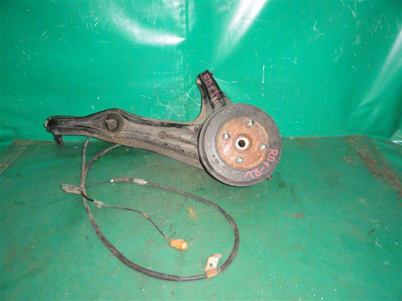 Тросик ручника Honda Cr-V RD1 B20B 1996 левый