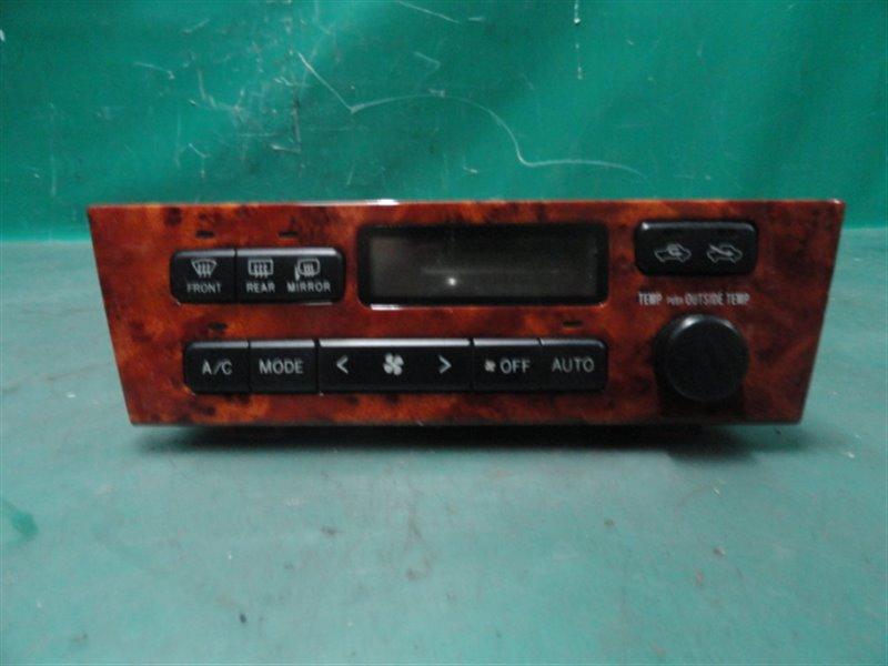 Блок управления климат-контролем Toyota Windom MCV20 1MZ-FE 2000