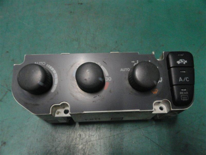 Блок управления климат-контролем Honda Cr-V RD1 B20B 1996