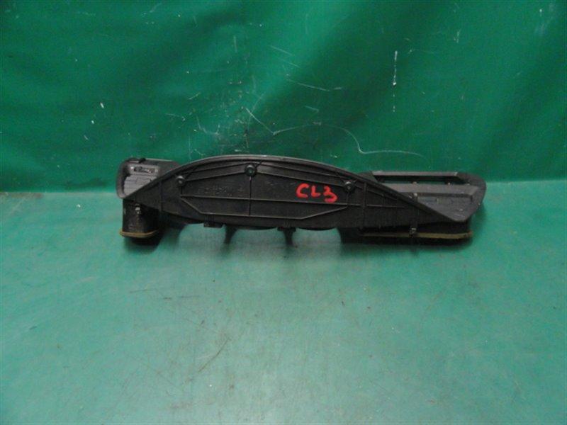 Консоль под щиток приборов Honda Accord CL3 F20B 1999