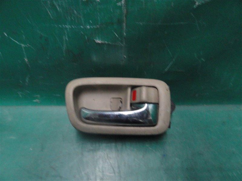 Ручка двери внутренняя Toyota Windom MCV20 1MZ-FE 2000 задняя левая