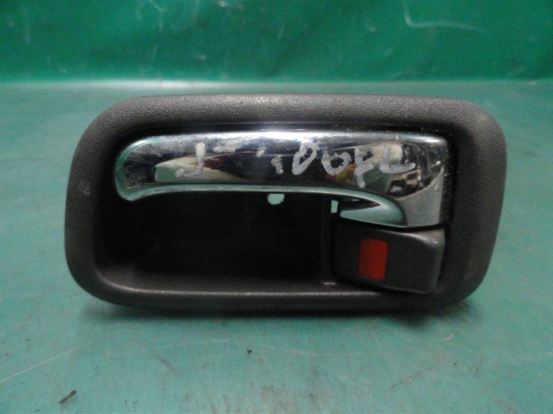 Ручка двери внутренняя Toyota Mark Ii JZX100 1JZ-GE 1998 передняя левая