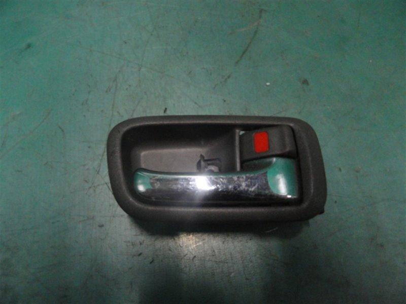 Ручка двери внутренняя Toyota Mark Ii JZX100 1JZ-GE 1998 задняя правая