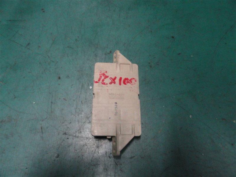 Блок предохранителей салона Toyota Mark Ii JZX100 1JZ-GE 1998