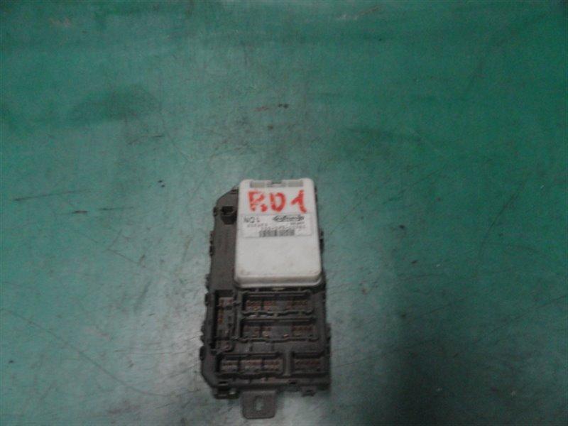 Блок предохранителей салона Honda Cr-V RD1 B20B 1996