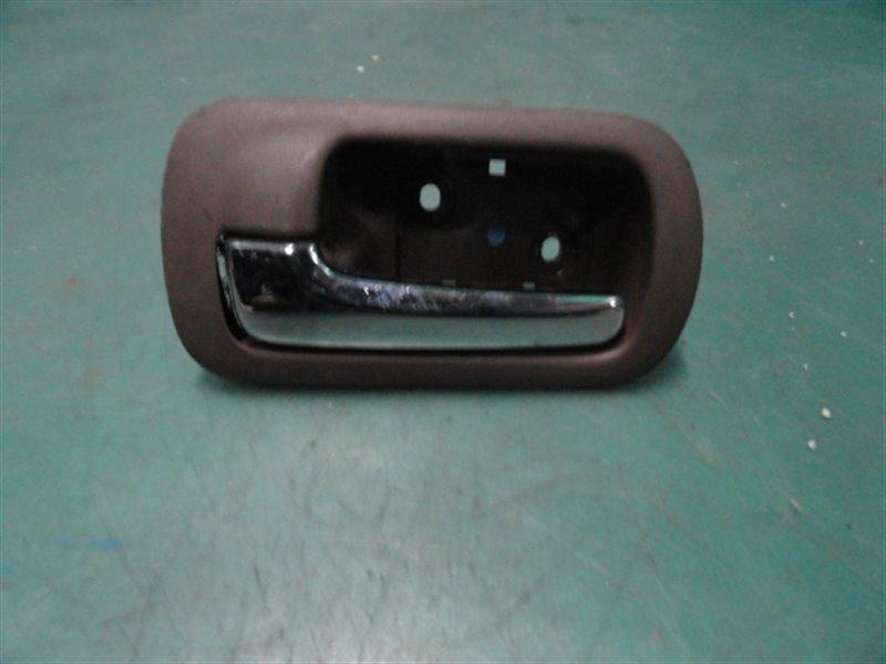 Ручка двери внутренняя Honda Civic Ferio ES3 D17A 2004 задняя левая