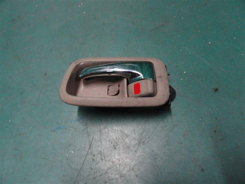 Ручка двери внутренняя Toyota Windom MCV20 1MZ-FE 2000