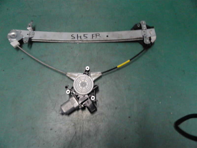 Стеклоподъемник Subaru Forester SH5 EJ205 2008 передний правый