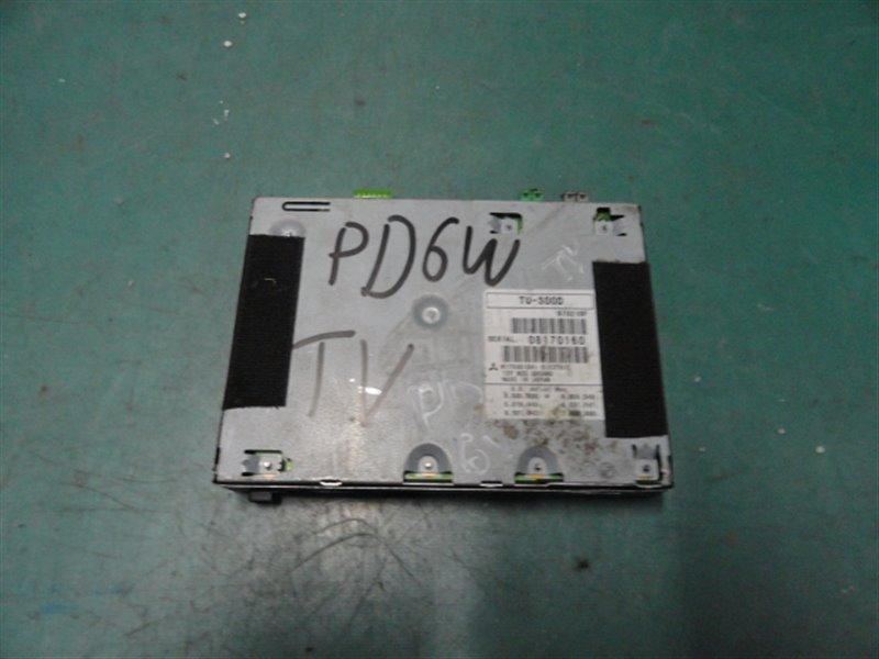 Tv tuner Mitsubishi Delika PD6W 6G72 2005
