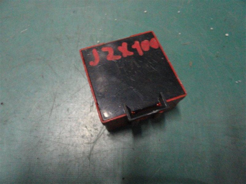 Блок контроля исправности ламп Toyota Mark Ii JZX100 1JZ-GE 1998