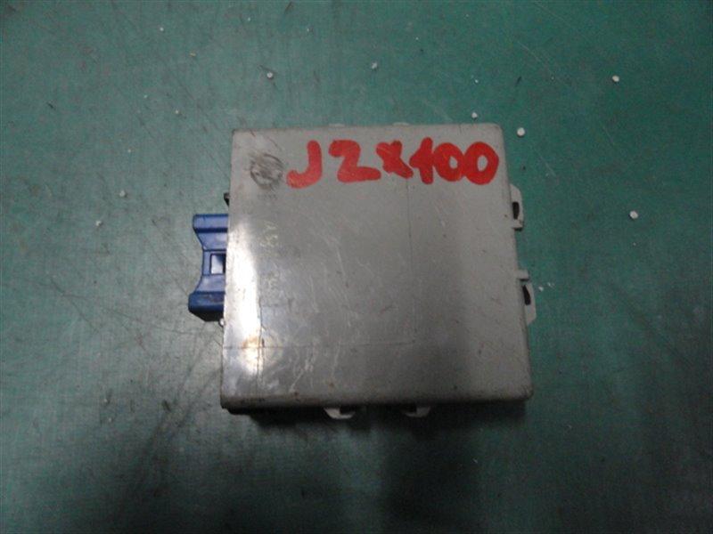 Блок управления дверьми Toyota Mark Ii JZX100 1JZ-GE 1998