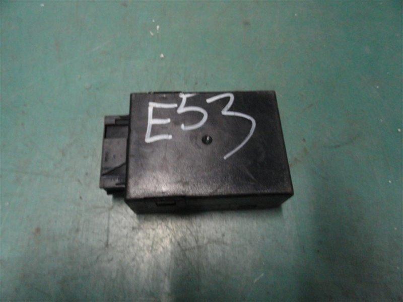 Блок управления подвеской Bmw X5 E53 M54B30 2004